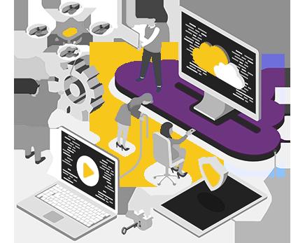 Caleidoscopio Web - servizi web - scalabilità
