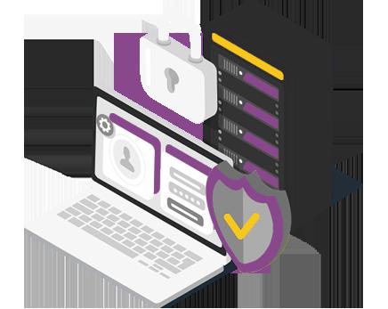 Caleidoscopio Web - servizi web - sicurezza web