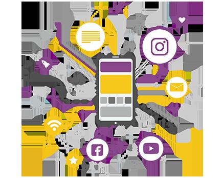 Caleidoscopio Web - social media manager